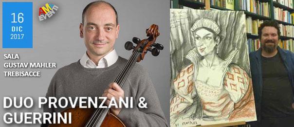 Duo Provenzani & Guerrini alla Sala Gustav Mahler di Trebisacce