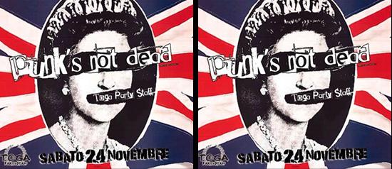 Punk in not dead al Planet Kart di Conselice