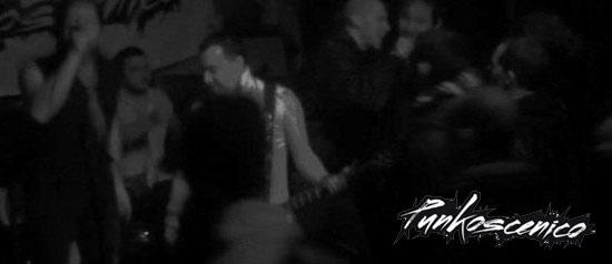Punkoscenico live al The One Pub a Cassano D'Adda
