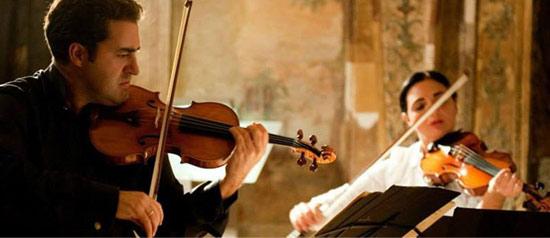 Quartetto Savinio al Salone centrale della BNL di Napoli