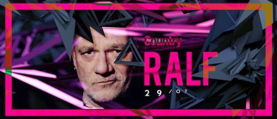Ralf al Country Club a Porto Rotondo