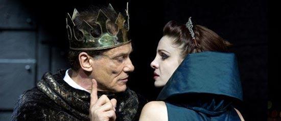 "Massimo Ranieri ""Riccardo  III"" al Magna Graecia Teatro Festival"