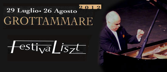X Festival Liszt, Pierre Reach