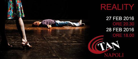 """""""Reality"""" al Teatro Area Nord di Napoli"""