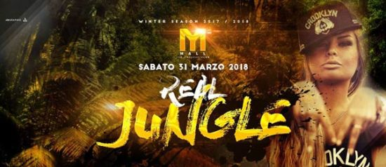 Real Jungle al Mall Club di Rescaldina