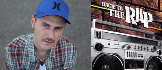 """""""Record Store Day"""" firma copie di Turi e presentazione Back to the Rap al Goody Music a Roma"""