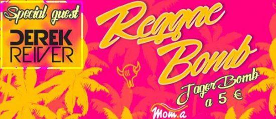 Reggae bomb al MoM.A di Voghera