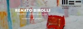 """Renato Birolli """"Figure e luoghi 1930-1959"""" al Museo Ettore Fico a Torino"""