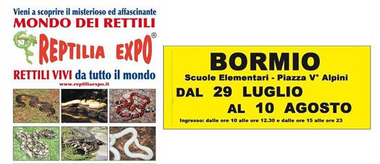 Reptilia Expo - L'Affascinante mondo dei rettili a Bormio