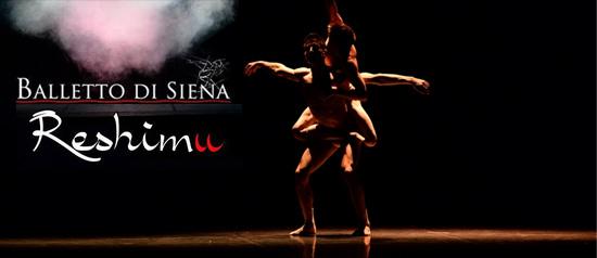 """Balletto di Siena """"Reshimu"""""""