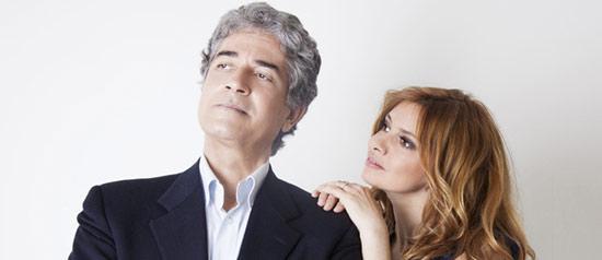 """Jannuzzo e Caprioglio """"È ricca, la sposo, l'ammazzo"""" al Teatro Savoia di Campobasso"""
