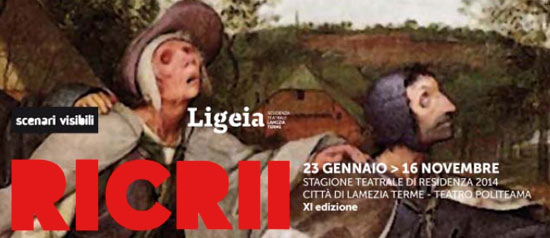 Ricrii XI al Teatro Politeama di Lamezia Terme