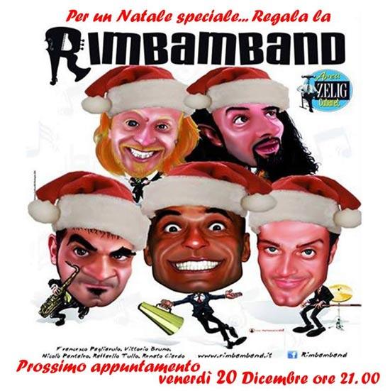 """""""Rimbamband Show"""" Teatro S. Lucia di Gioia del Colle"""
