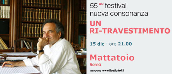 Un ri-travestimento al Mattattoio a Roma
