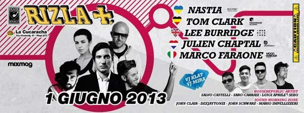 Rizla Event 2013 a Catania