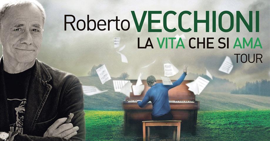 Roberto Vecchioni al Beat Village alla Nuova Darsena di Rimini