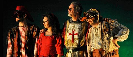 Robin Hood al Piccolo Teatro di Padova