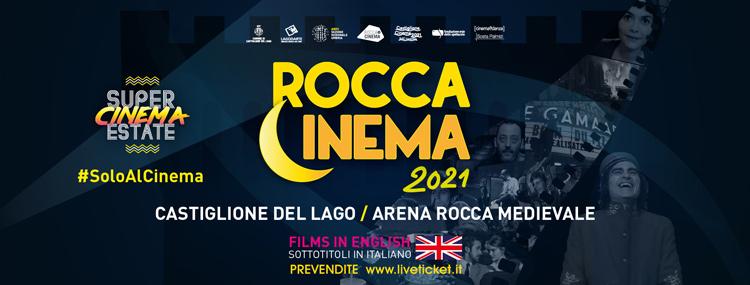 ROCCACINEMA 2021 - Lagodarte al Castiglione del lago
