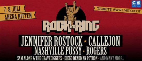 Rock im Ring 2017 Arena Ritten a Renon