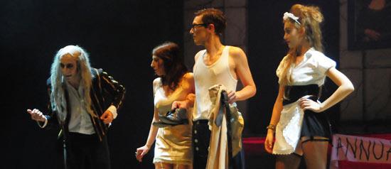 The Rocky Horror Picture Show al Teatro Cecchetti, Civitanova Marche
