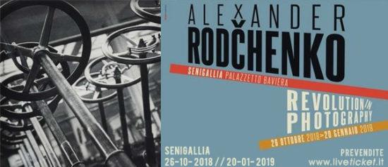 "Alexander Rodčenko ""Revolution in photography"" al Palazzetto Baviera a Senigallia"