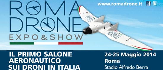 Roma Drone Expo&Show