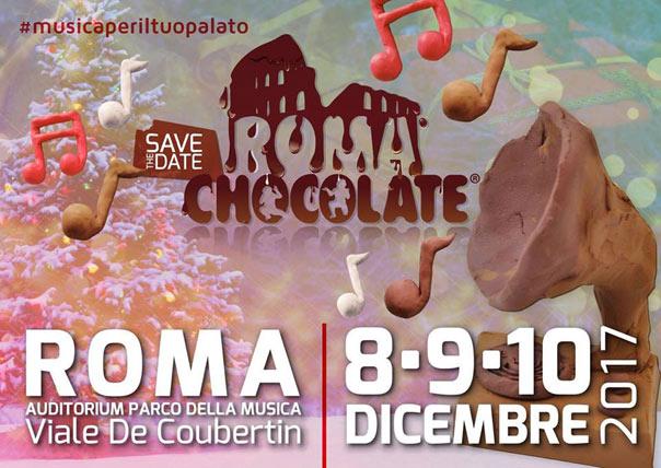 """RomaChocolate presenta """"Musicaperiltuopalato"""" all'Auditorium Parco della Musica a Roma"""