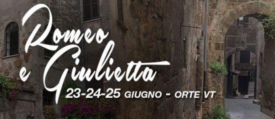 Romeo e Giulietta a Orte