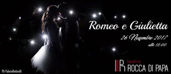 Romeo e Giulietta al Teatro di Rocca di Papa