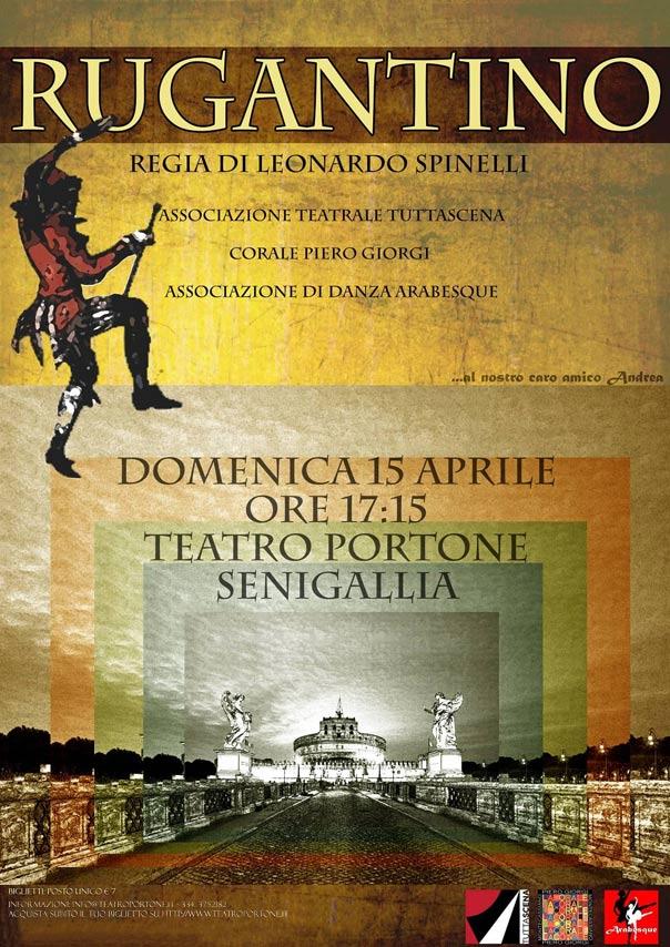 Rugantino al Teatro Portone di Senigallia