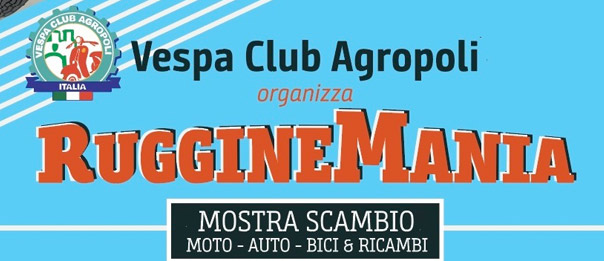 RuggineMania allo Sporting Club ad Agropoli