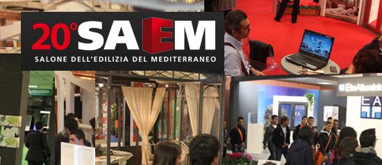 SAEM 2012 - Salone dell'Edilizia del Mediterraneo 20° Edizione a Catania
