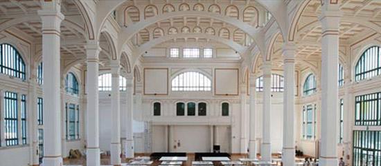 Salone degli Incanti ex Pescheria, Trieste