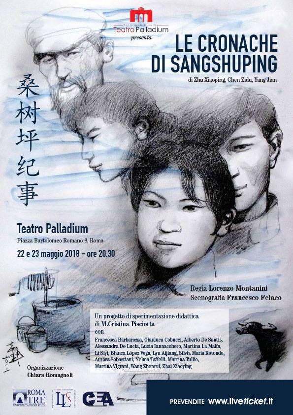 Le cronache di Sangshuping al Teatro Palladium a Roma