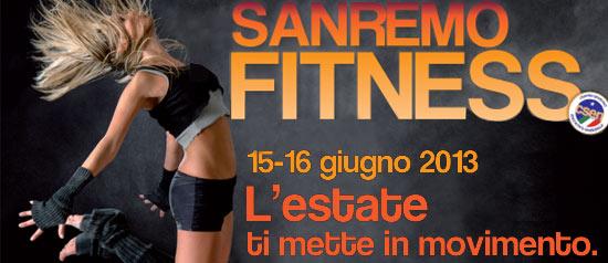 Sanremo Fitness al Palafiori di Sanremo