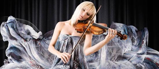 Saule Kilaite & Invisible Orchestra al Palazzo dei Congressi di Lugano