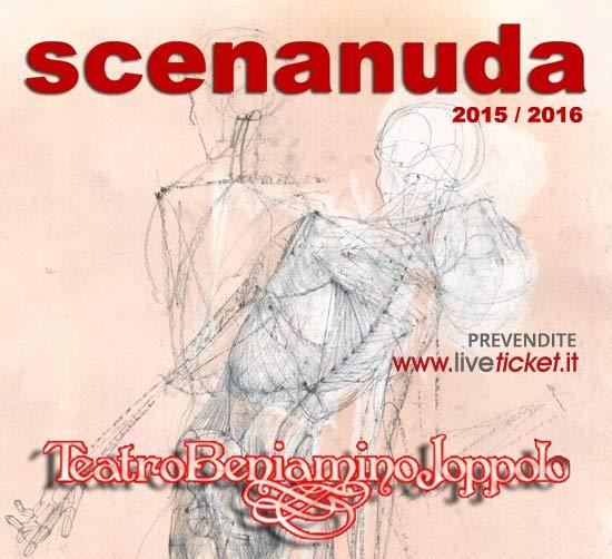 """Rassegna di Prosa, Musica e Danza """"Scena Nuda"""" al Teatro Beniamino Joppolo di Patti"""