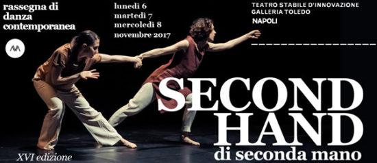 """Rassegna """"Second Hand"""" alla Galleria Toledo di Napoli"""