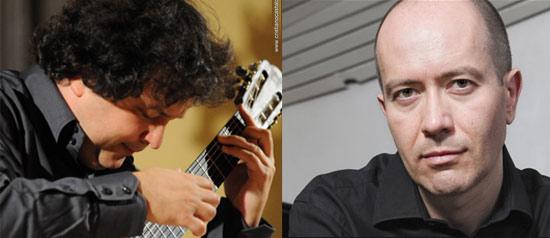 Emanuele Segre e Maurizio Zanini in concerto al Teatro TaTà di Taranto