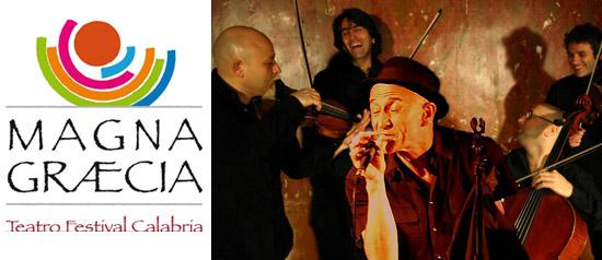 """Peppe Servillo e I Solis String Quartet """"Spassiunatamente"""""""