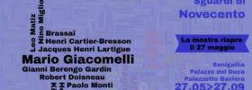 """""""Sguardi di Novecento: Giacomelli e il suo tempo"""" mostra a Senigallia"""