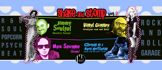 SHAKE & STOMP! vol.2 al Meet Eventi di Atripalda