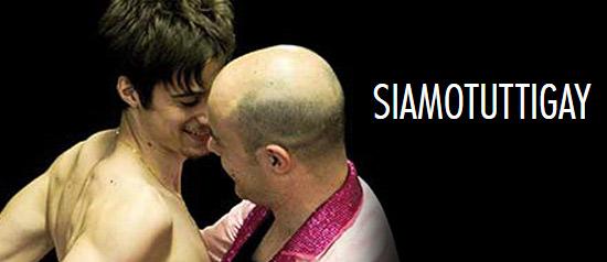 """Siamotuttigay"" al Teatro Ambra Garbatella"