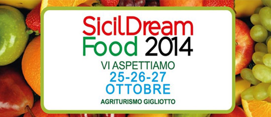 SicilDream Food 2014
