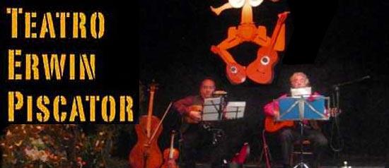 Sicilia ti cantu, al Teatro Erwin Piscator di Catania