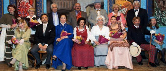 """Al procès dla Sgnòura Amalia"" al Teatro di Bomporto"