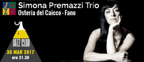 Simona Premazzi Trio all'Osteria del Caicco