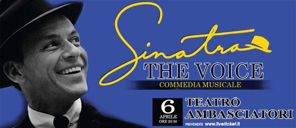 Sinatra the voice al Teatro Ambasciatori di Catania
