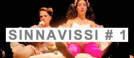 """""""Sinavissi #1"""" al Teatro Garibaldi di Enna"""