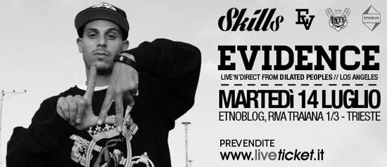 Skills Evidence-live Etnoblog Trieste